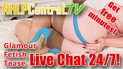 Chat to girls in lingerie live on cam on nhlpcentraltv